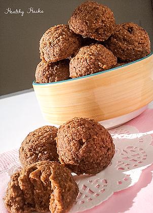 Healthy Vegan Pumpkin Pie Cookies