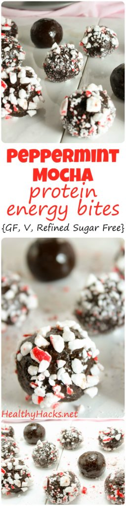 Protein Energy Bites pinterest