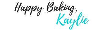 Happy Baking, Healthy Hacks