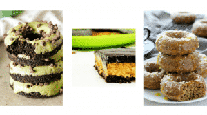 healthy hacks - healthy donuts and pies recipes