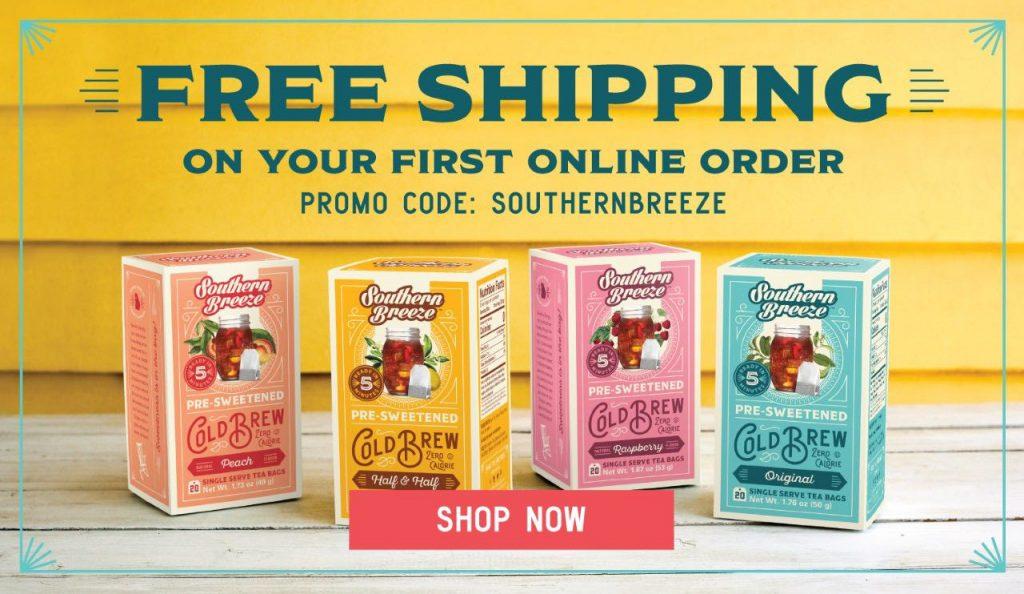 Healthy Hacks | Southern Breeze Sweet Tea