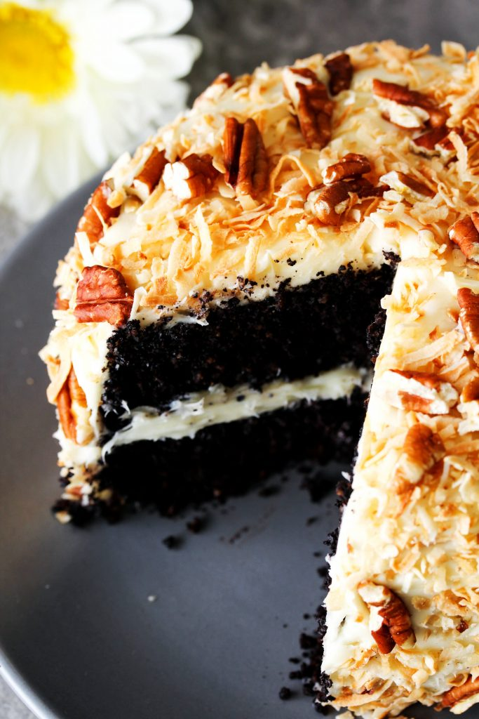 Healthy German Chocolate Cake Healthy Hacks