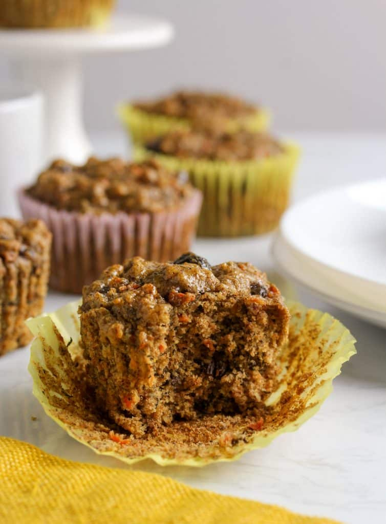 Healthy Banana Carrot Cake Muffins Healthy Hacks